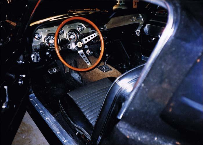 67 shelby GT500 garage find 148810