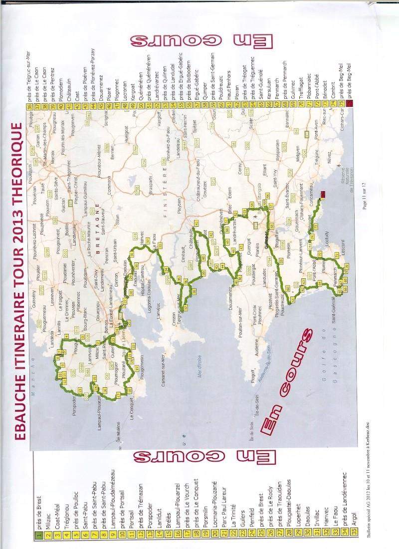 Tour de Bretagne , Pentecote 2013 Projet11