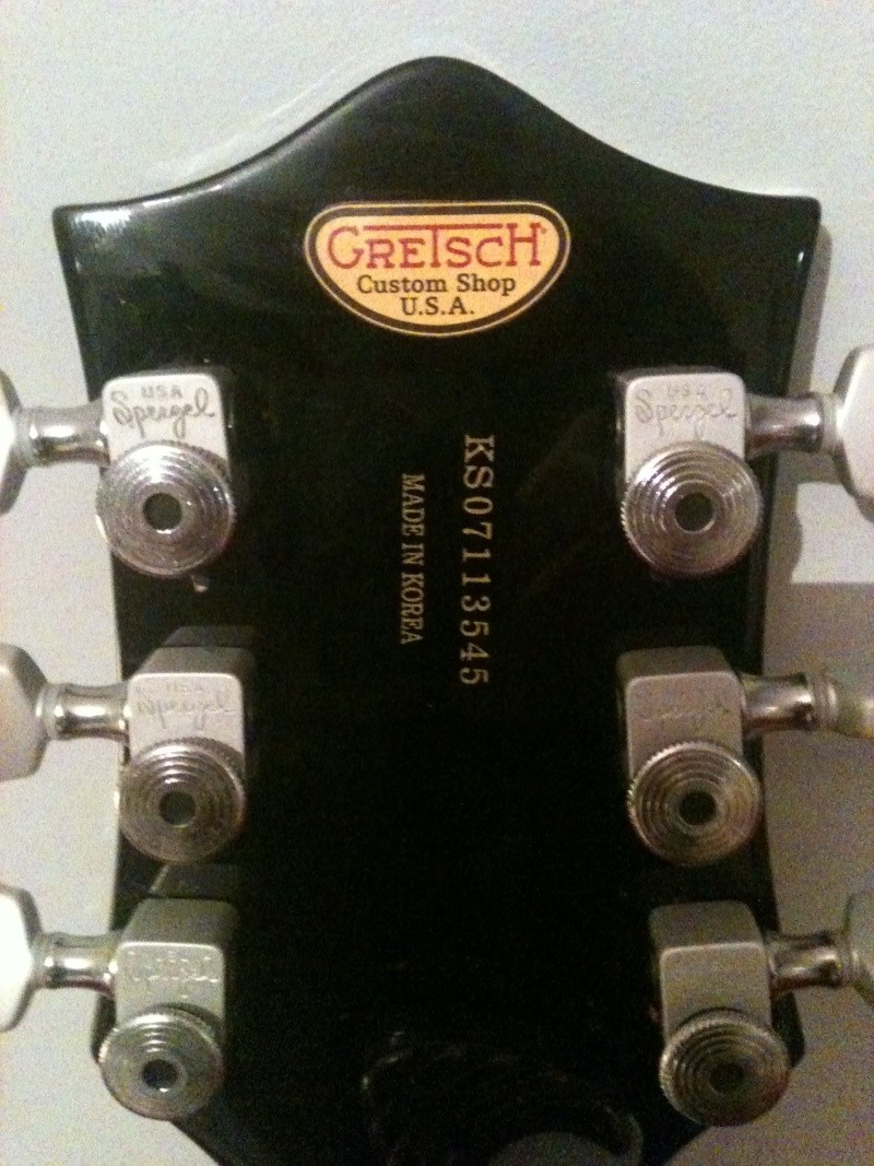 GRETSCH G5120 SSC TRIBUTE................................... - Page 7 Photo10