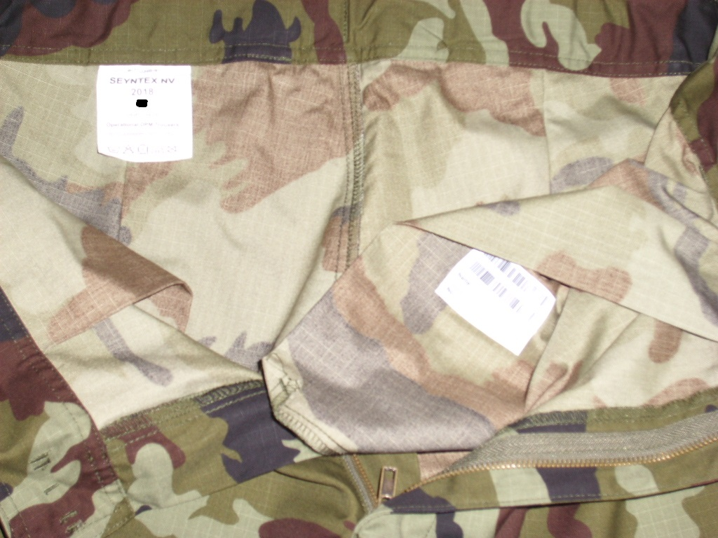 2018 Pattern General issue  DPM trousers. Care_s10