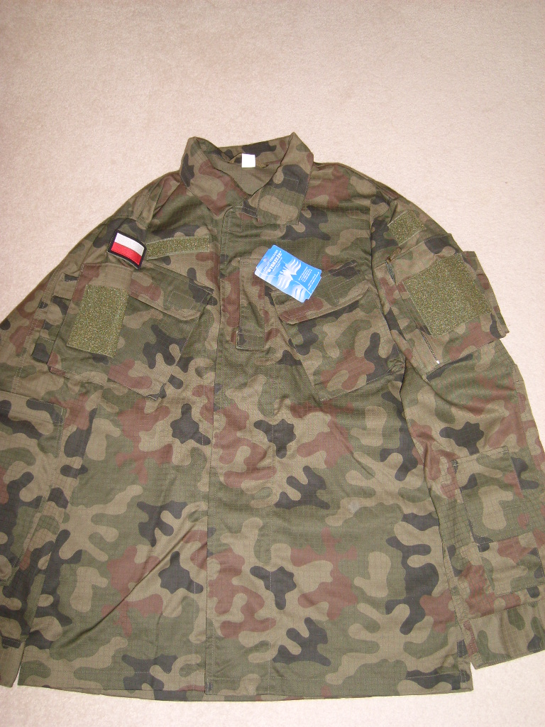 New Polish uniforms - wz.2010 Sl273710