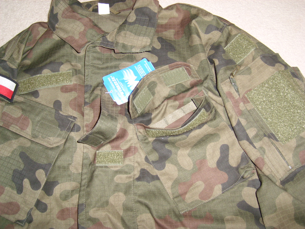 New Polish uniforms - wz.2010 Sl273711