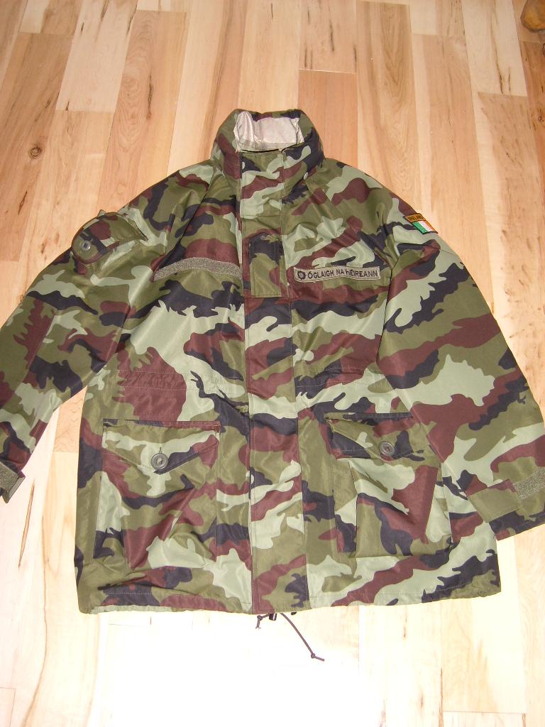 Irish wet weather jacket and trousers Sl273920