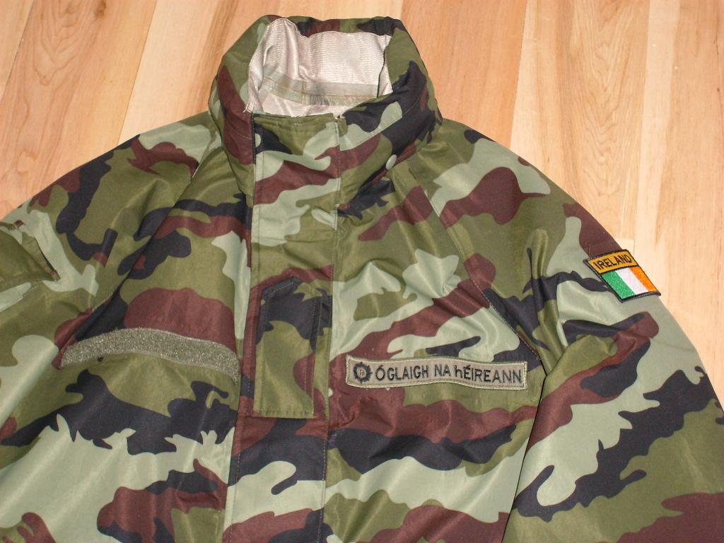 Irish wet weather jacket and trousers Sl273921
