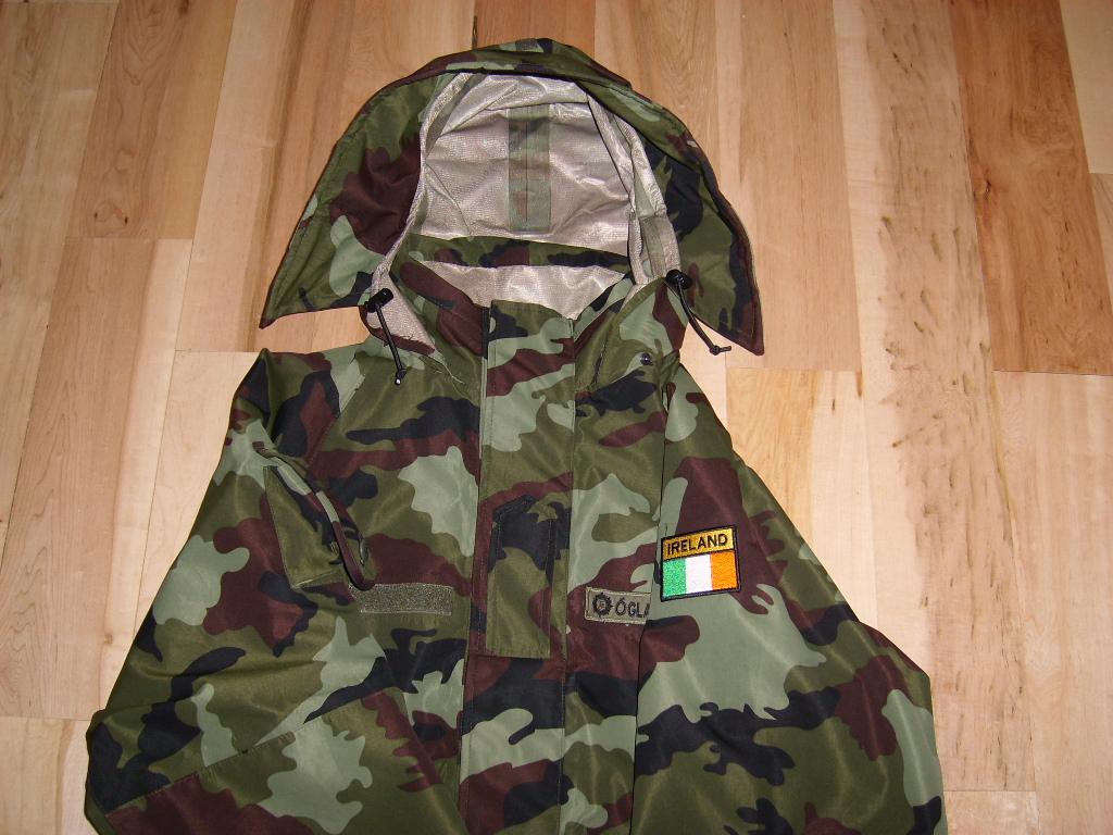 Irish wet weather jacket and trousers Sl273924