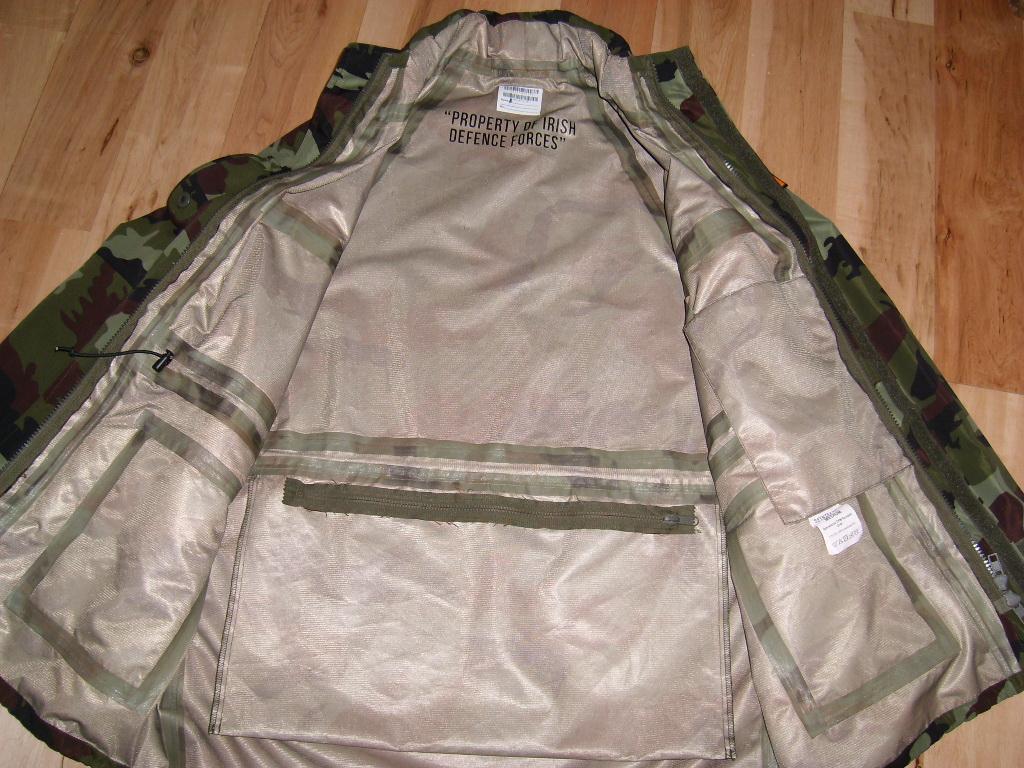 Irish wet weather jacket and trousers Sl273925