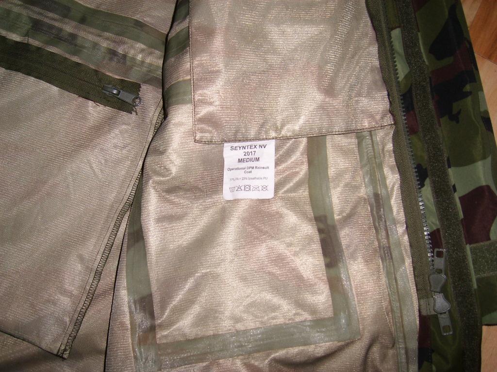 Irish wet weather jacket and trousers Sl273926