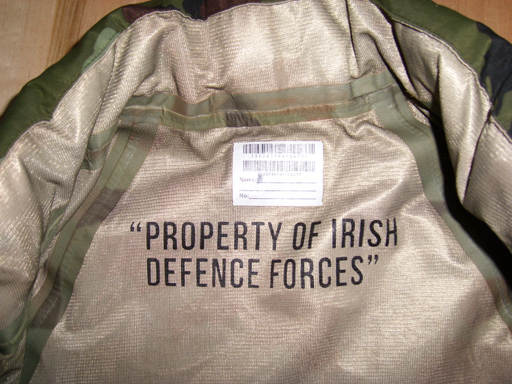 Irish wet weather jacket and trousers Sl273927