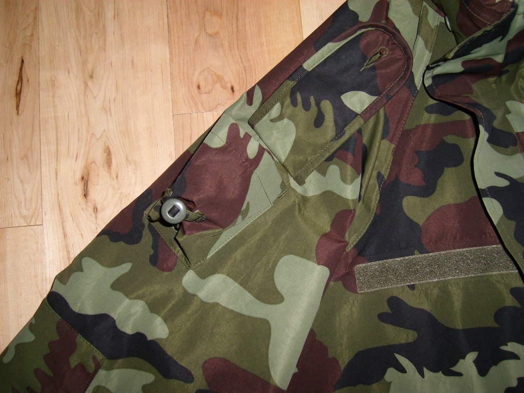 Irish wet weather jacket and trousers Sl273930