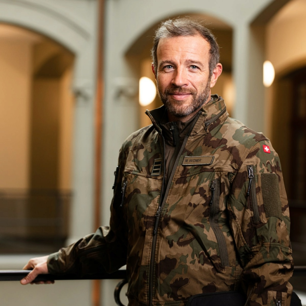 New (possible) uniform of the Swiss Armed Forces? - Page 2 Vision12