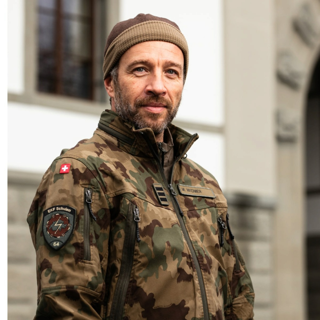 New (possible) uniform of the Swiss Armed Forces? - Page 2 Vision14