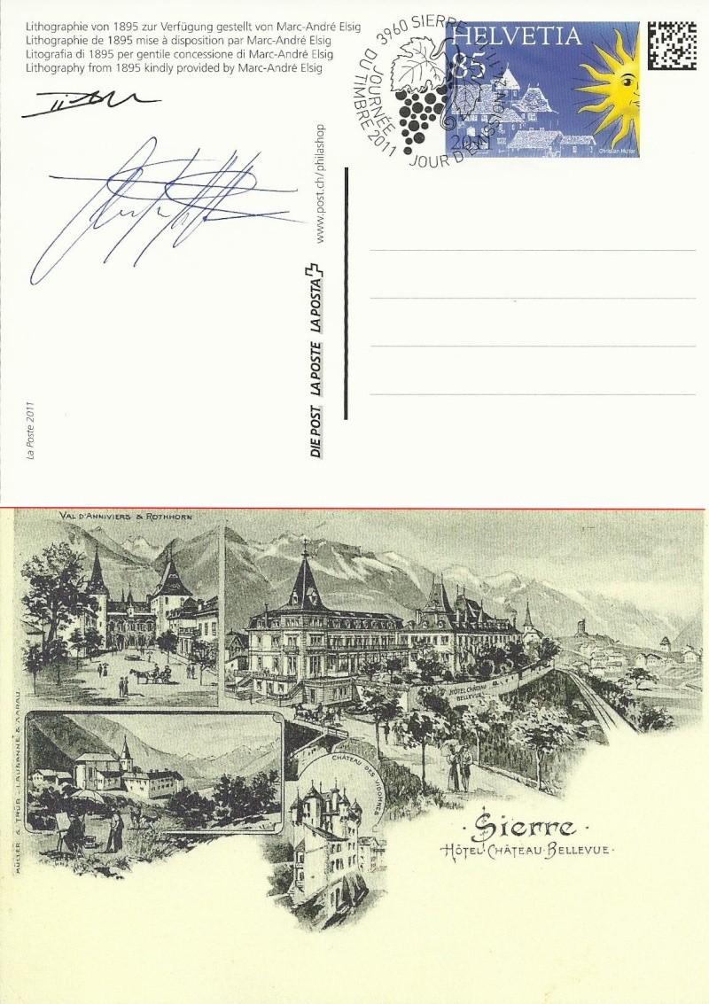 Siders 2011 Schweizer Tag der Briefmarke  00120