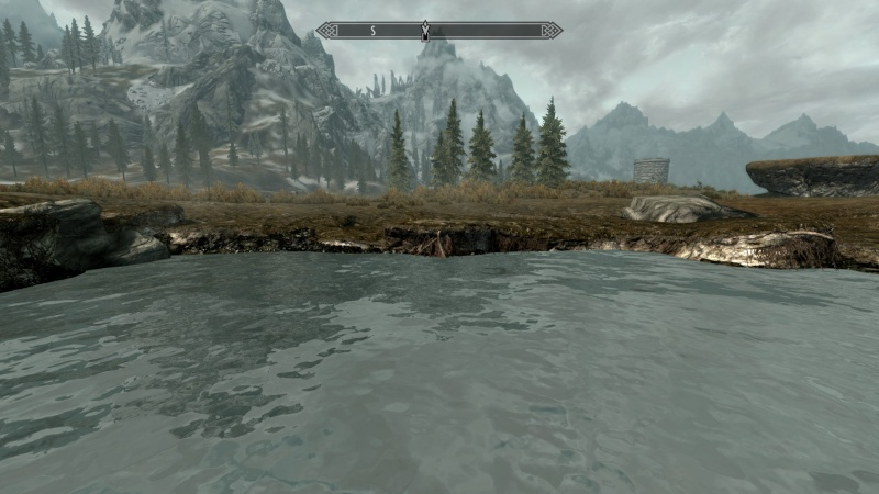 Skyrim normal water issue ? 2012-011