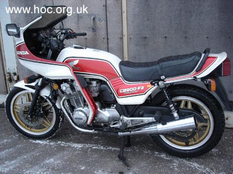 Passione a 2 ruote Cb900f10