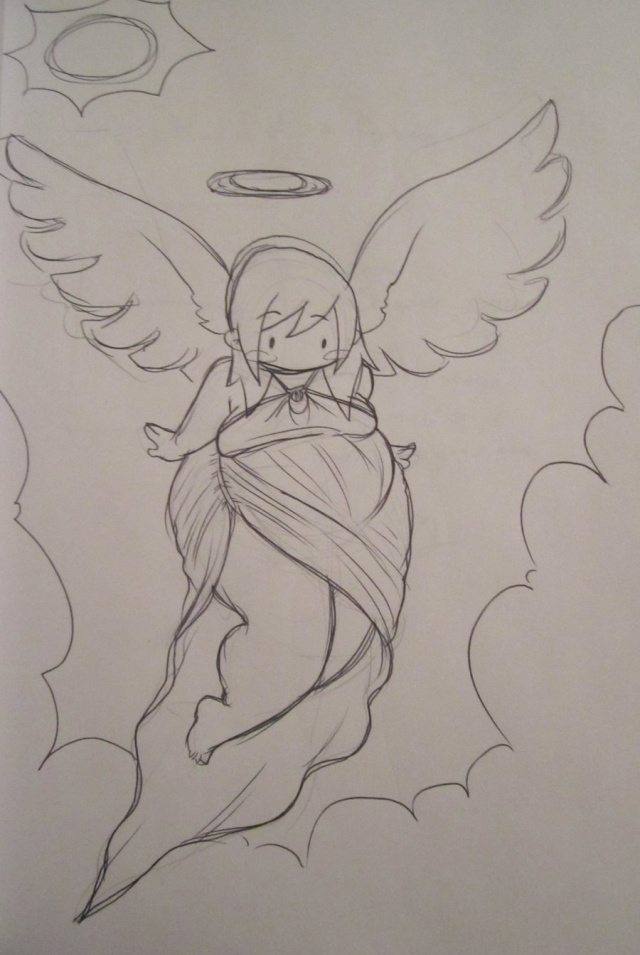 Alex / TheTripleFool Doodle13