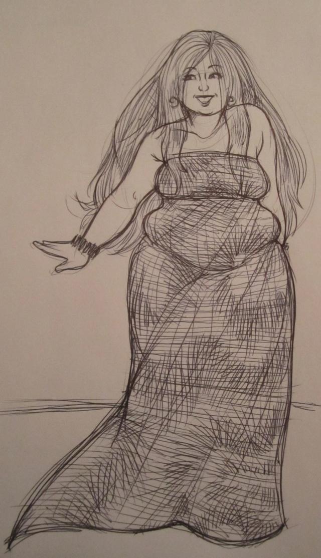 Alex / TheTripleFool Doodle14