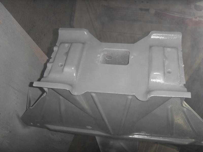restauration de ma karmann cabriolet de 71  Sdc17313