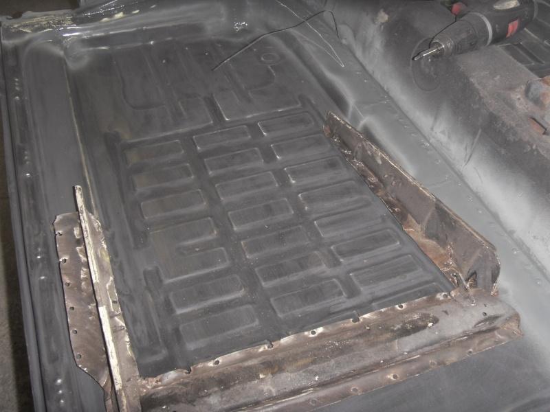 restauration de ma karmann cabriolet de 71  Sdc17410