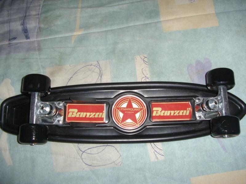 [A vendre ] Planche complète Banzai Black OLDSCHOOL Sta41711