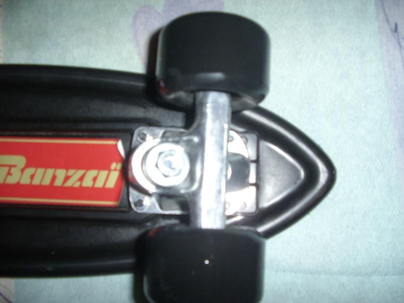 [A vendre ] Planche complète Banzai Black OLDSCHOOL Sta41712