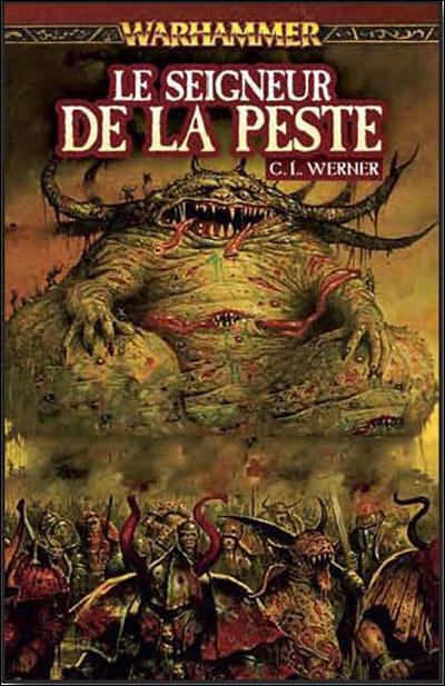 Le seigneur de la peste de CL Werner 97823511