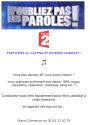 """Casting candidats """"N'oubliez pas les paroles"""" sur France 2: spéciale danse! Sans_t10"""