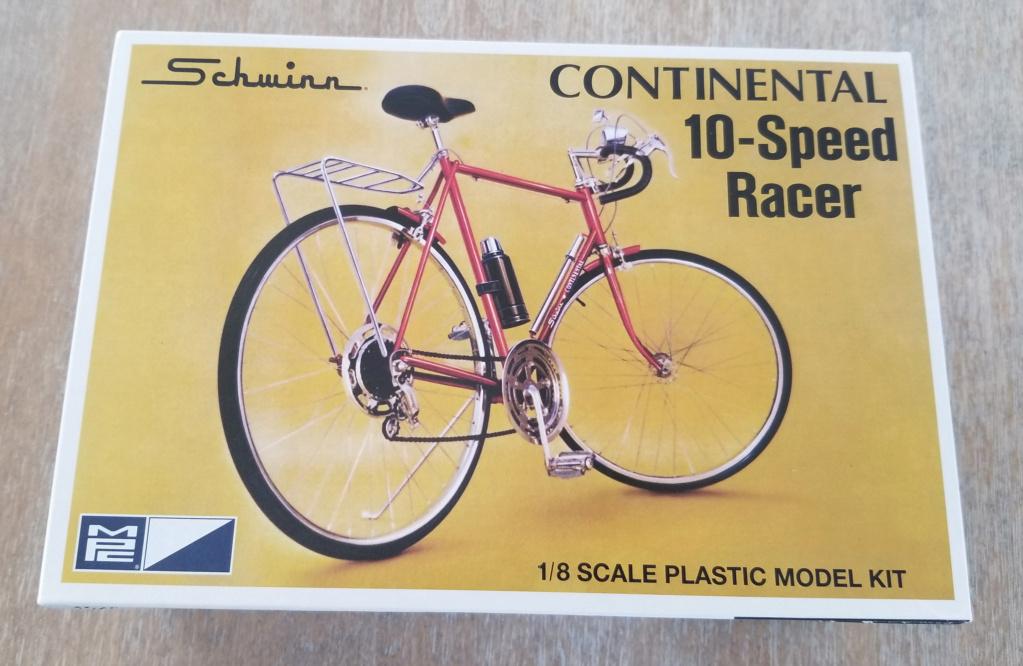 Shwinn Continental 10 speed racer 20210116