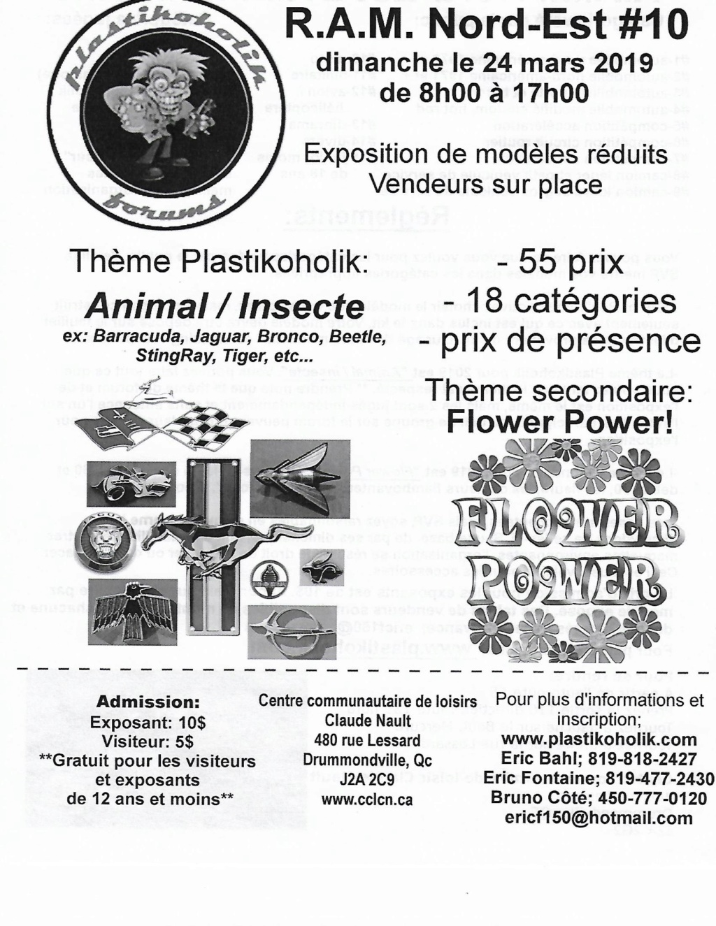 R.A.M Nord-Est #10 Drummondville dimanche le 24 mars 2019 Scan110