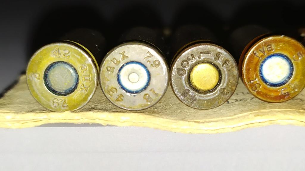 7,92 x 33 Kurz Patrone - Pistolen Patrone 43 m.E - Page 2 Img_2350