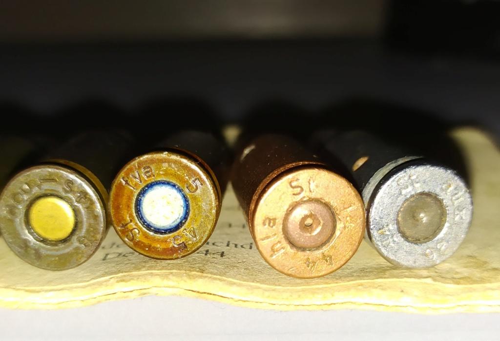 7,92 x 33 Kurz Patrone - Pistolen Patrone 43 m.E - Page 2 Img_2351