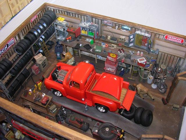 garage 1/24 Nation17