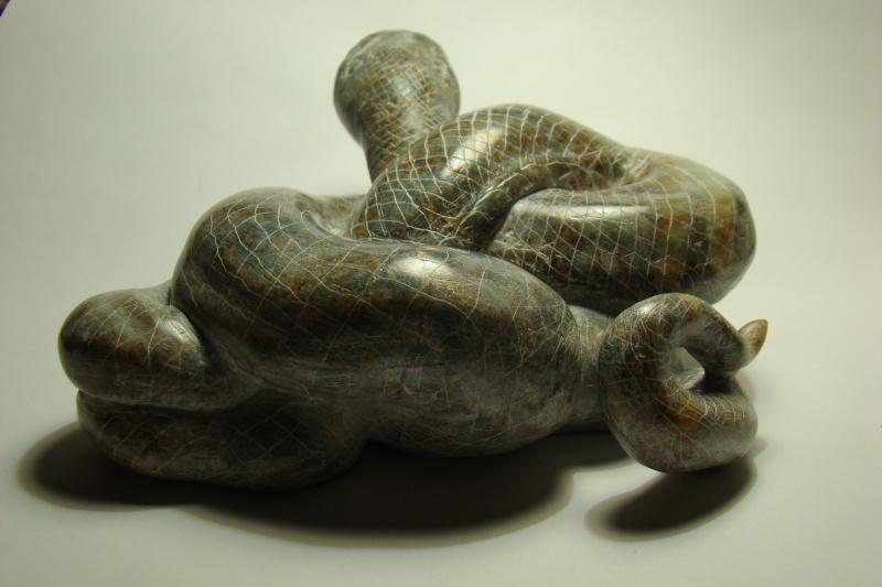 serpent avalant une souris Dsc02214