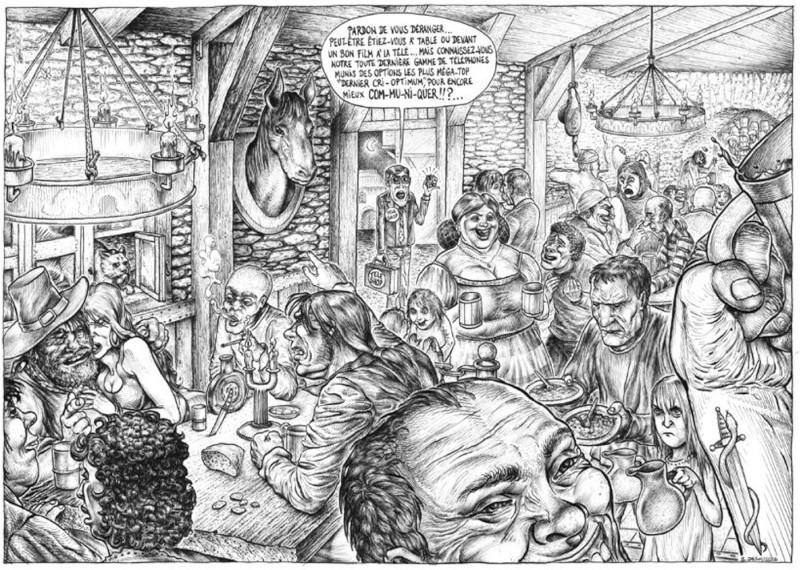 la vie cachée des chevaliers Tavern11