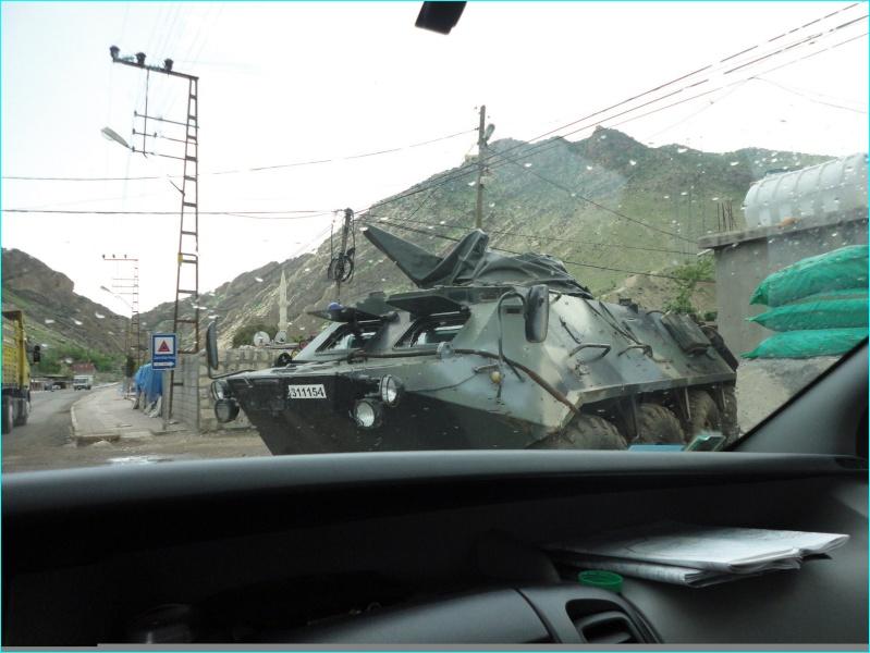 La plus belle route d'Asie Mineure. Caucas15