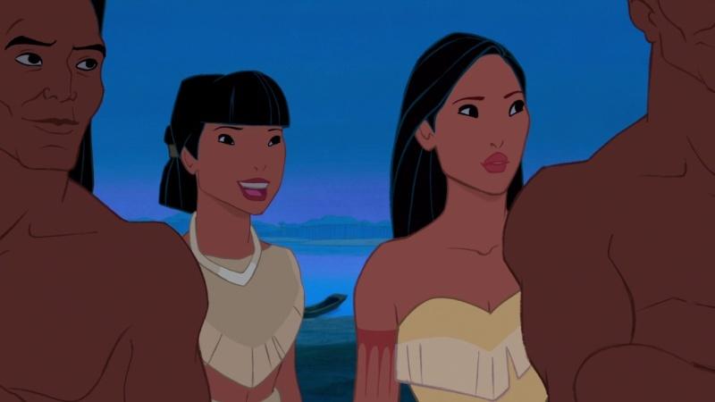 [BD] Pocahontas, une Légende Indienne (6 juin 2012) - Page 10 Xski6e12
