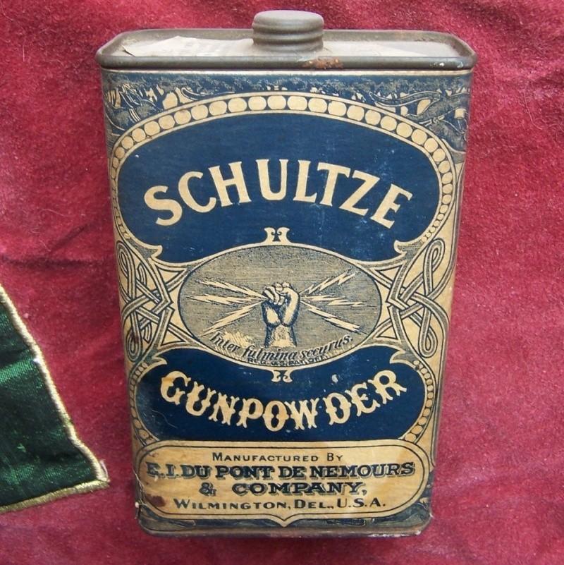GUNPOWDER CANS Dupont10