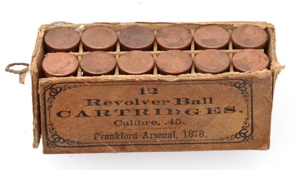 Boites de munitions antiques...... Taa28010