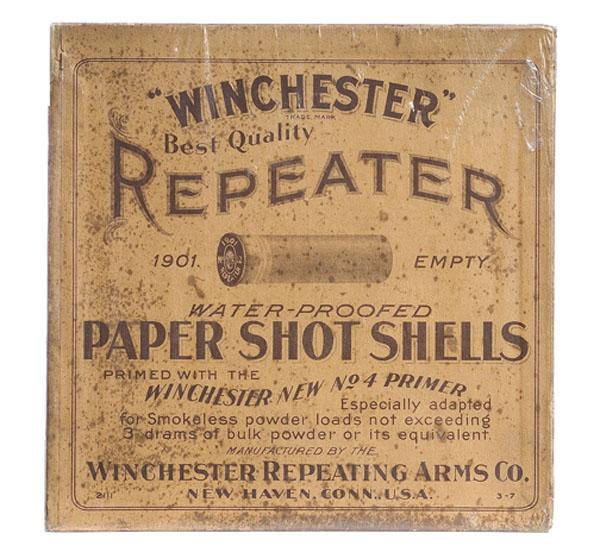 Boites de munitions antiques...... V762510