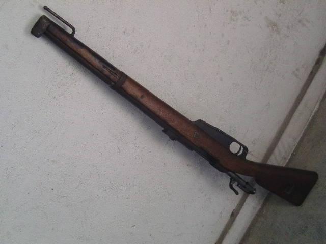 Gewehr 88 - Page 2 Cornet15