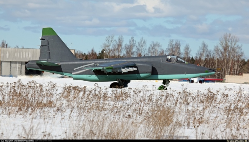 Su-25 attack aircraft  - Page 2 07191510