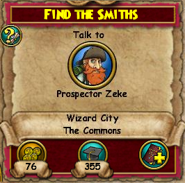 Illustrated Guide to Prospector Zeke's Location Quests Quest_10