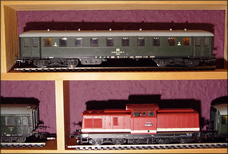 H0 modelle aus der DDR zeit Dsc00419