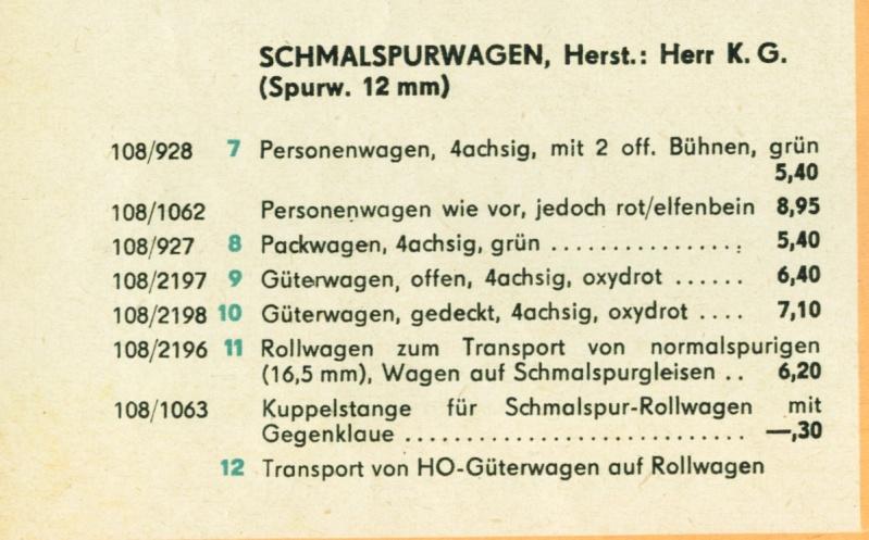 H0 modelle aus der DDR zeit Herr10