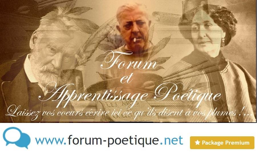 Forum poétique