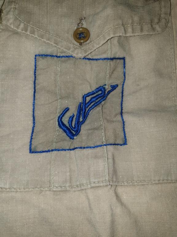 chemise modèle 1935 20200411