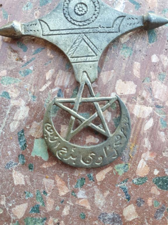 lot rubans médailles, insigne inconnu? 20200717