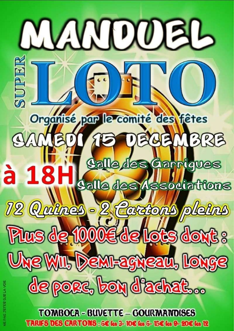 super loto du comités des fêtes de MANDUEL Loto_110