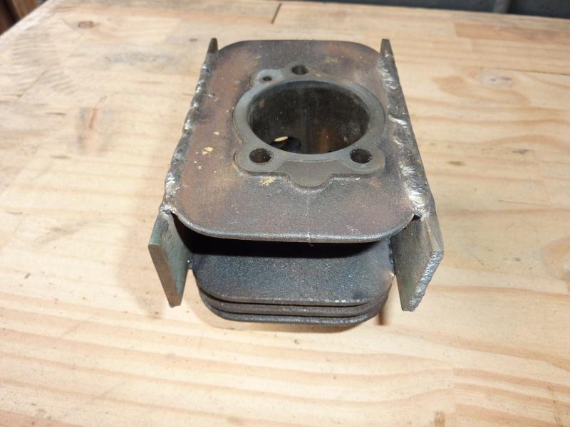 modification haut moteur air/eau Photo_68