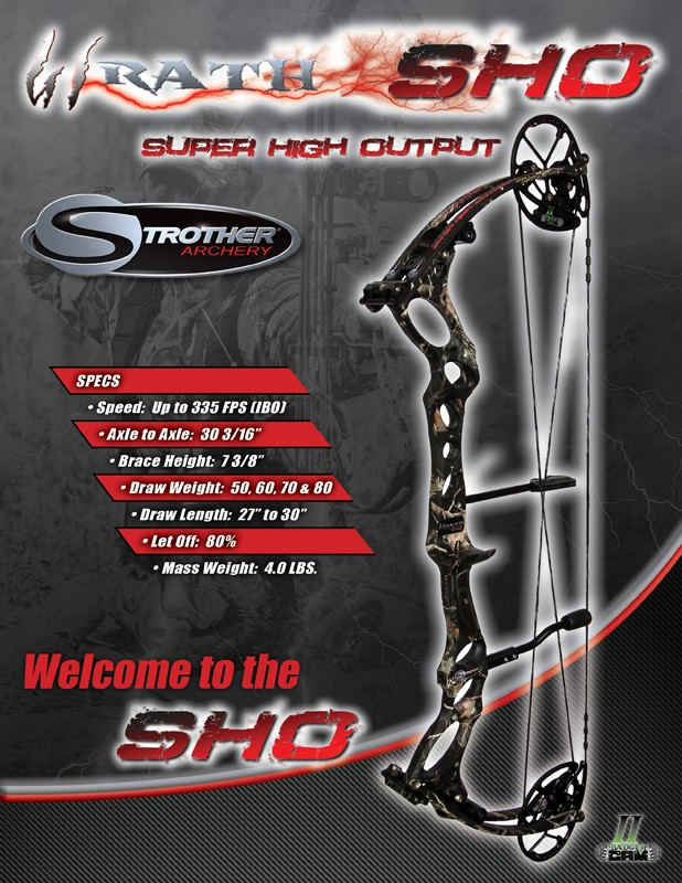STROTHER ARCHERY 2013 Wrath210