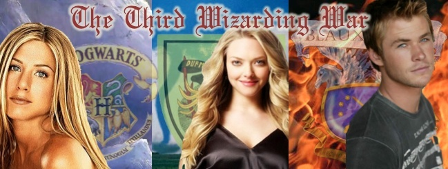 The Third Wizarding War - An AU HP RPG Screen14